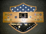 Harley Shadow Box