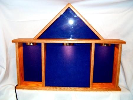 Colonial II Shadow Box