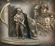 Defenders of Freedom - Miniature Bronzetone