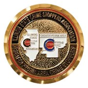 Diamond Cut Challenge Coin