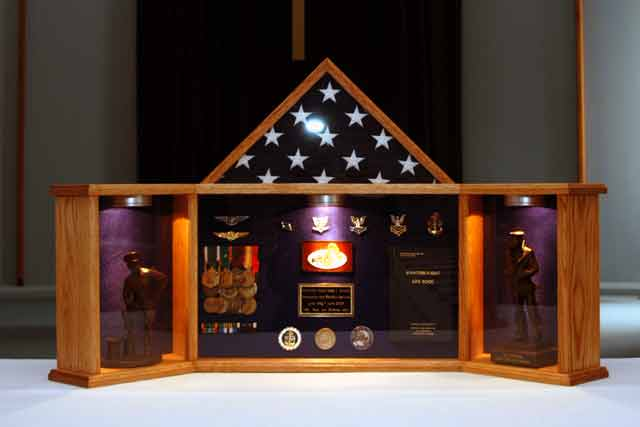 Military Medal Amp Award Shadow Boxes Display Cases