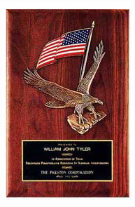 Custom Engraved Plaques in Brunswick ME