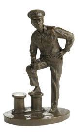 """8"""" CPO Statue"""