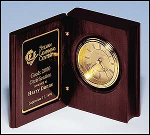 BC-69 Series Book Clock