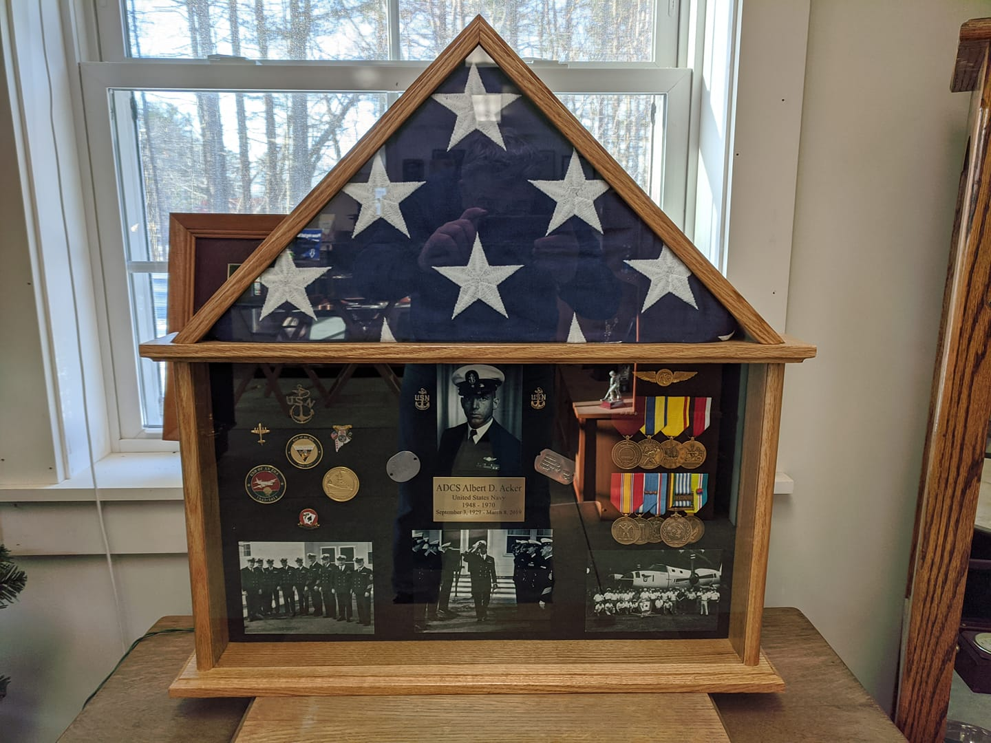 Large Traditional Shadow Box