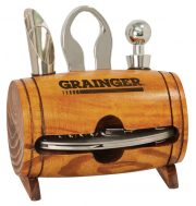 Wine Barrel - Wine Gift Set